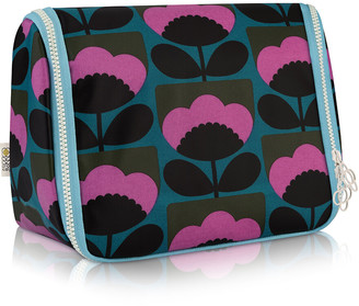 Orla Kiely Hanging Wash Bag - Spring Bloom