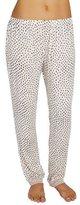 Eberjey Sketchy Spots Slim Lounge Pants