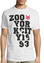 Zoo York Sliced Diced Short-Sleeve Tee