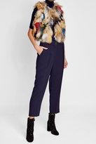 Zadig & Voltaire Fox Fur Vest