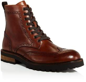 Bloomingdale's The Men's Store at Men's Brody Brogue-toe Boots - 100% Exclusive