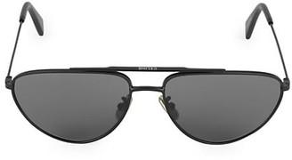 Celine 59MM Pilot Metal Sunglasses