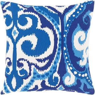 Overstock Marlais Bohemian 18-inch Poly or Feather Down Filled Throw Pillow