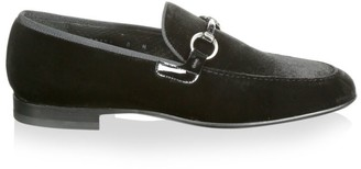 Saks Fifth Avenue COLLECTION BY MAGNANNI Velvet Loafers
