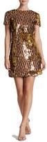 Dress the Population Women's 'Ellen' Sequin Sheath Dress