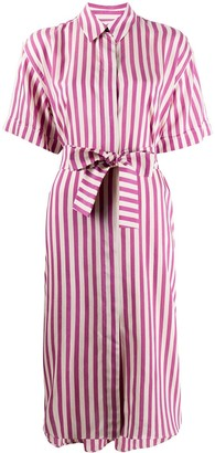 Paul Smith striped shirt dress