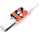 Cufflinks Inc. Men's Cincinnati Bengals Tie Bar