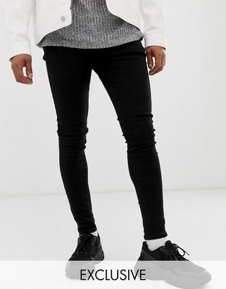 Liquor N Poker jeans stretch super skinny black