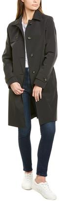 Cinzia Rocca Icons Jacquard Trench Coat