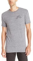 Rusty Men's Spindle Short Sleeve T-Shirt