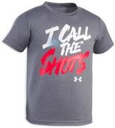 Under Armour Boys' I Call the Shots Tee