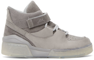 A-Cold-Wall* Grey Converse Edition ERX 206 Mid Sneakers