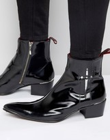Jeffery West Sylvian Zip Boots