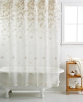Martha Stewart Collection Collection Falling Petals Shower Curtain