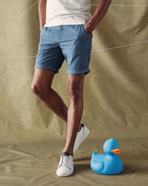 LAUNSHO Cotton chino shorts