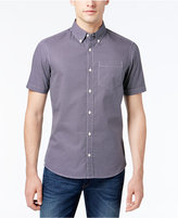 Michael Kors Men's Slim-Fit Geometric Shirt