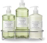 Williams-Sonoma Williams Sonoma Lemongrass Ginger Hand Soap & Lotion, Classic 4-Piece Set