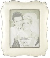 "Lenox Wedding Promises Opal Innocence 8-by-10"" Frame"