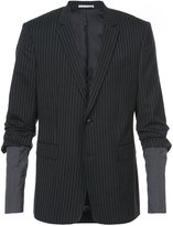 Christian Dior layered sleeve blazer