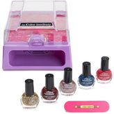 The Color Institute Professional Nail Dryer, Buffer and 5-pc. Nail Polish Set