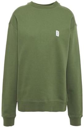 Les Girls Les Boys Cotton-terry Sweatshirt