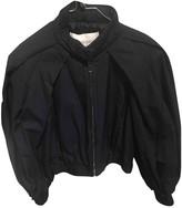 Viktor & Rolf Blue Cotton Jacket for Women