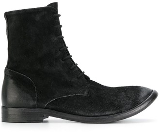 The Last Conspiracy Lace-Up Boots