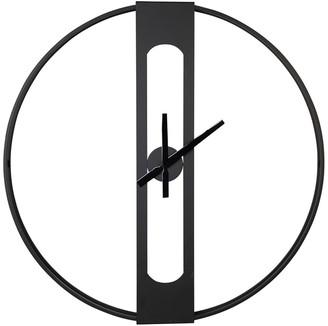 Chase Metal Wall Clock