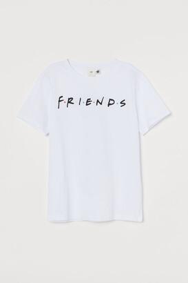 H&M T-shirt with a motif