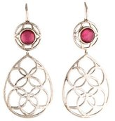 Ippolita Wonderland Mother of Pearl & Quartz Doublet Earrings