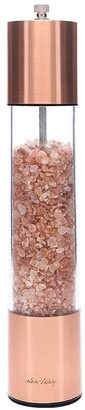 Alex Liddy Advance Stainless Steel Pink Himalayan Salt Grinder 29.5cm Rose Gold