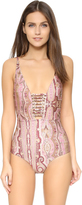 Zimmermann Realm Harness One Piece