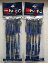Set of 10 Cello Fasto Ball Pen - Original Brand New