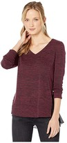 Nic+Zoe Party in The Back Top (Winterberry) Women's Clothing