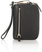 Alexander Wang Large Fumo In Soft Pebbled With Pale Gold