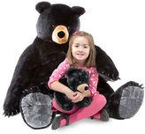 Melissa & Doug Plush Black Bear and Cub