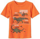 Baby Boy Jumping Beans® Air, Land & Ocean Dinosaur Tee