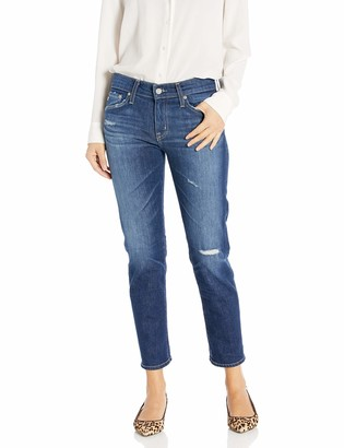 AG Jeans Women's Ex-Boyfriend Slim Denim Pants