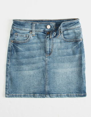 RSQ Vintage Medium Wash Girls Skirt