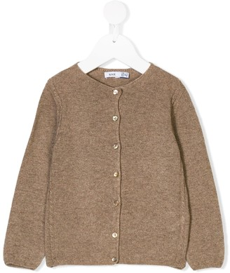 Knot Cable Cardigan