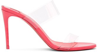 Christian Louboutin Pink Just Nothing 85 Heeled Sandals