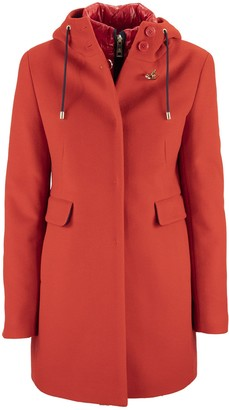 Fay Double Wool Coat