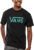 Vans Classic Drop V Fill Graphic T-Shirt