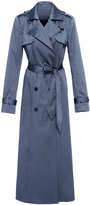 Hensely Long Trench Coat