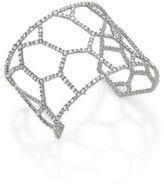 Alexis Bittar Elements Honeycomb Crystal Cuff