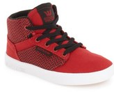 Supra 'Yorek' High Top Sneaker (Toddler, Little Kid & Big Kid)
