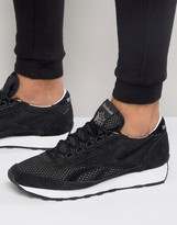 Reebok Aztec Trainers In In Black Bd2520