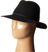 Hat Attack Water Resistant Wool Felt Caps