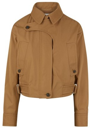 Sportmax Short Lana trench coat
