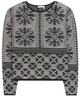 Chloé Wool And Cashmere Knitted Sweater